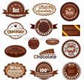 Etiqueta de los alimentos, la etiqueta de cosméticos, etiqueta de chocolate