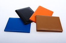 PU leather passport holder/case/wallet leather card holder