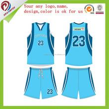 design custom 2015 factory supply oem sportswear college basketball jerseys