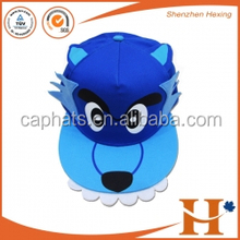 Best sale high quality boy hat,gril cap,funny visor hats with wings