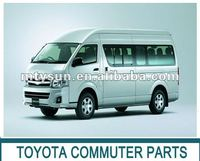 Toyota Parts and Toyota Commuter Parts /New Hiace Parts /Quantum Parts