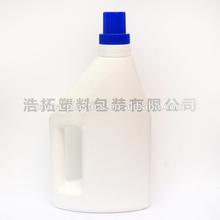 Polietileno de alta densidad de plástico líquido desinfectante de la botella/fertilizantes botella/botella de químicos 1000ml