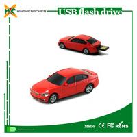 BMW car shape usb flash drive wholesale customize any usb pendrive 16gb