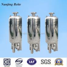 Pressure air tank for compressor