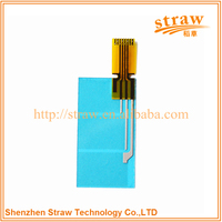 Small Capacitive Touch Panel for 1.5 inch Display for Wearable Sports Device