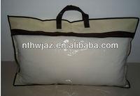 comfort shreded memory foam pillow