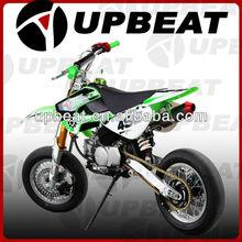 155cc oil cooled dirt bike DB155-Athlete DNM shocks double adjust