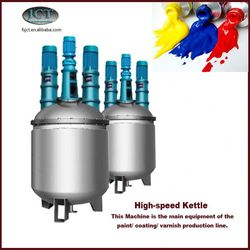 JCT tar paint production equipment