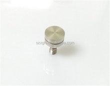 good contract manufacturing, New design OEM custom High precision Cnc Metal Lathing Spare Parts