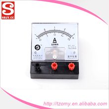Trustworthy China Supplier Physics Experiment Lab Equipment For Education Ammeter