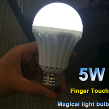 Home power outage 3-6 hours led bulb Emergency light with Battery pack