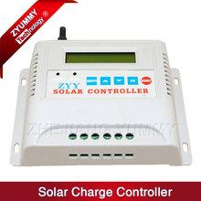 Melhor Promoção Preço para Mudar 30A Auto 12V / 24V controlador de carga solar