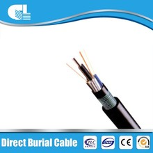 ODM/OEM acceptable 4core multimode direct buried optical fiber cables