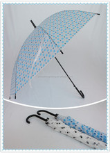 promotion cheap poe dot umbrella straight poe umbrella