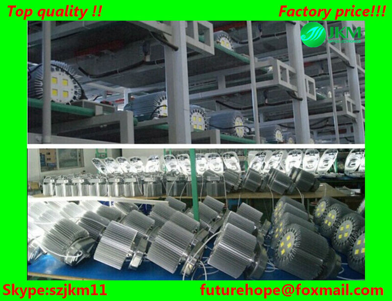 High lumen COB/SMD chip 200w led high bay light from china factory