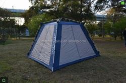 Aluminium alloy frame camping tent, korean 4-6 person camping tent,automotive camping tent