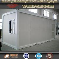 flat container house for sale