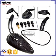 BJ-RM-060 New Arrival Black Aluminum Rearview Mirror Motorcycle for Suzuki