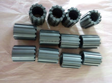 Silicon Carbide bearing sleeves/bushings
