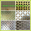6mm thick galvanized steel sheet metal perforated, steel sheet metal perforated, galvanized steel perforated