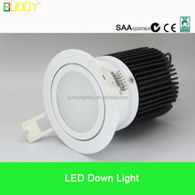 Classic 2.5'' cutout 68mm LED downlight 35W/50W halogen replacement