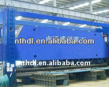 Air operated folder(hand break machine,bending machine,folding machine)