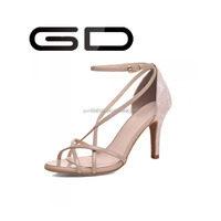 ladies beautiful no platform high heel fancy sandals