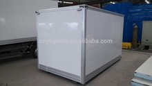 Insulated Truck Body,box van body,insulated van body truck for sale