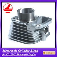 factory export CG125 CC Motorcycle engine aluminum cylinder
