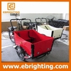 electric tricycle cheap electric three wheels cargo bike trailer