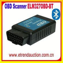 2015 Original high quality OBD2 bluetooth OBD2 Can Code Scanner ELM327 Bluetooth Auto Scanner
