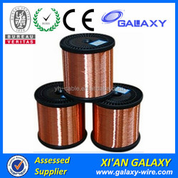 High Quality Varnish For Copper Wire PEW Polyester Varnished Solderable Enameled Copper Wire For Motor