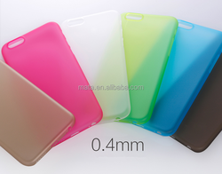 Ultra Light Phone Cover Matte Material Waterproof Phone Case For iPhone 6