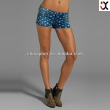 2015 copper metal studs raw material for jeans lady printed shorts JXQ221