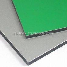 Aluminum Composite Panel /wall paneling materials/aluminum building material