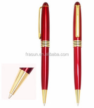 Ball pen metal twist customize LOGO/Ball pen metal twist customize color