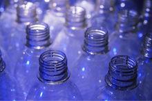 plastic pet bottles