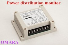 Intelligent Power distribution monitor/Electrical distribution