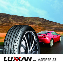 used tires in europe with China Suppiler LUXXAN Aspirer S3
