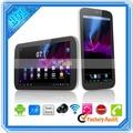 Pulgadas 7 via8880 de doble núcleo 2g llamada de teléfono tablet pc androide 4.2 con cámara de doble negro(29000625)