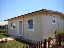 Good design steel structure prefabricated prefab house villa