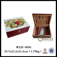 Romantic Cigar Gift Box/ Romeo and Juliet