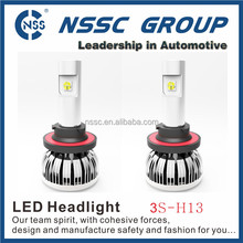 NSSC 3S CREE LED headlight lamp h13 9007 9012 10,000lm