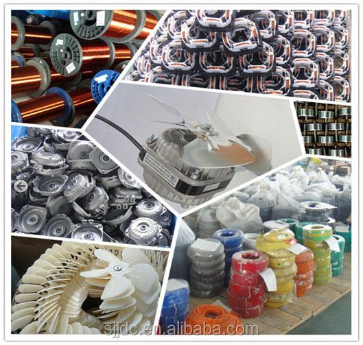 18 years Manufacturer Hot Sale ELCO type Refrigerator Fan Motor