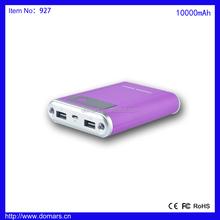 Universal Original Xiaomi USB Power Bank Charger 5000/10400/16000mAh
