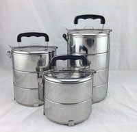 stainless steel insulated Bento lunch box food warmer lunch box