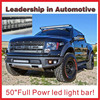 NEW!motorcycle trucks accessories led bar light hiqh quality off road 50inch 52""