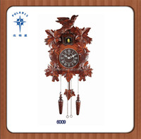 High Quality Wooden Modern Decorative Cuckoo Clock