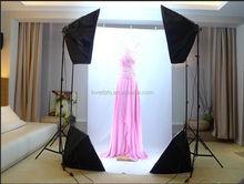 """Per studio fotografico di illuminazione soft box 50*70cm 20""""* 28""""luce stand 4 pezzi prodotto fotografia kit"""