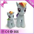 nuevos productos calientes para 2015 unicornio de peluche de juguete suave